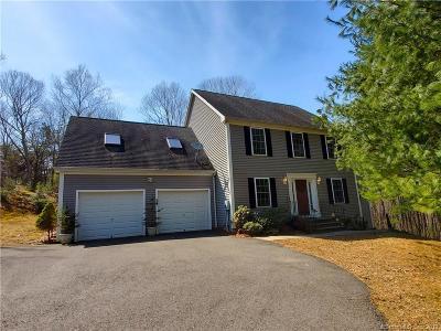 Beacon Falls Single Family Home For Sale: 320 Burton Road