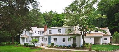 Fairfield Single Family Home For Sale: 939 Hillside Road