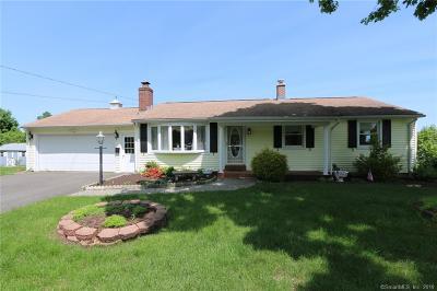 Bristol Single Family Home For Sale: 6 Josephine Terrace