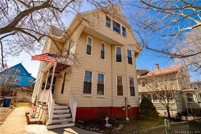 New Haven Multi Family Home For Sale: 124-126 Exchange Street