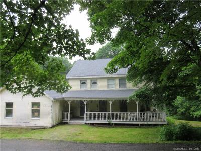 Torrington Single Family Home For Sale: 151 Westledge Drive