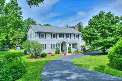Fairfield Single Family Home For Sale: 875 Mill Hill Road