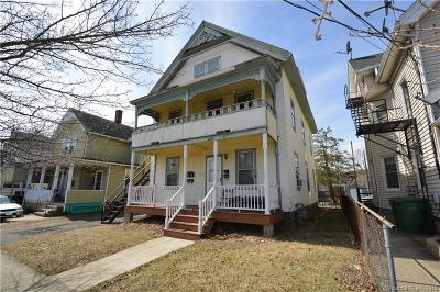 Wallingford Multi Family Home For Sale: 50 Washington Street