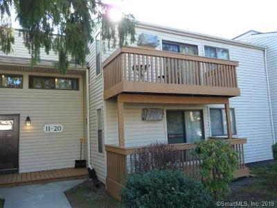 Middlesex County Condo/Townhouse For Sale: 18 Woodland Drive #18