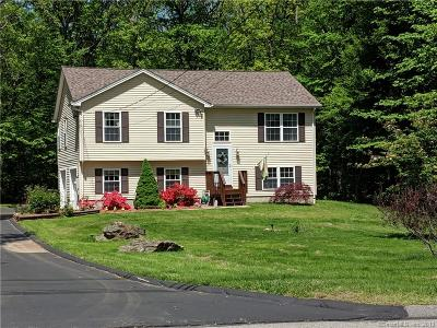 Norwich Single Family Home For Sale: 192 Canterbury Turnpike