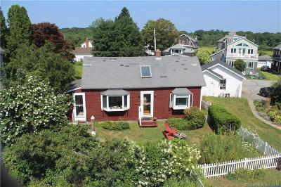 Groton Single Family Home For Sale: 5 Middlefield Street