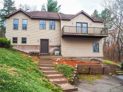 Somers Single Family Home For Sale: 491 South Road