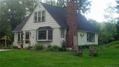 Kent Single Family Home For Sale: 5 B Chase Hill Road