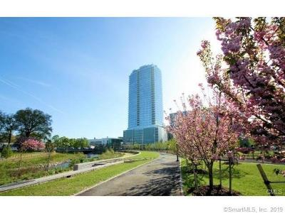 Stamford Condo/Townhouse For Sale: 1 Broad Street #PH25B