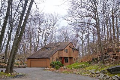 Norwalk Single Family Home For Sale: 48 Burchard Lane