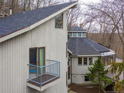 Glastonbury Single Family Home For Sale: 80 Mountain View Road