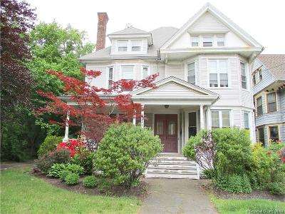 New Haven Multi Family Home For Sale: 682 Whitney Avenue