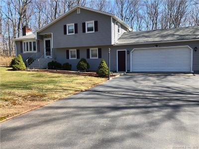 North Branford CT Single Family Home For Sale: $344,800