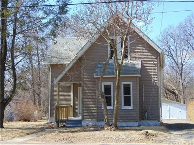 Waterbury Single Family Home For Sale: 717 Frost Road