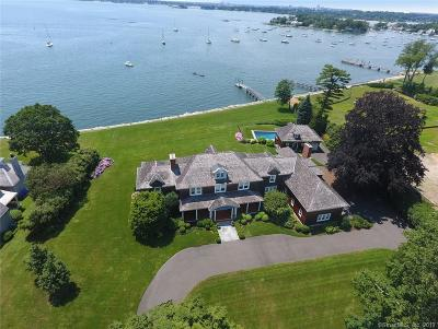Darien Single Family Home For Sale: 224 Long Neck Point Road