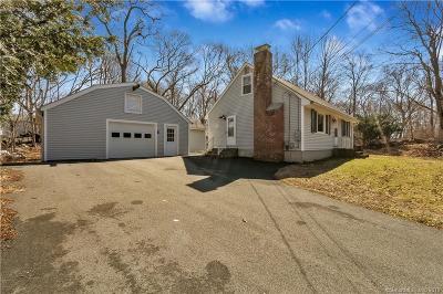 Groton Single Family Home For Sale: 634 Shennecossett Road
