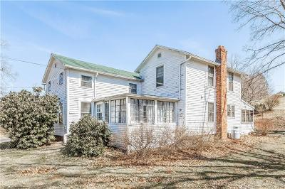 Durham Single Family Home For Sale: 167 Main Street