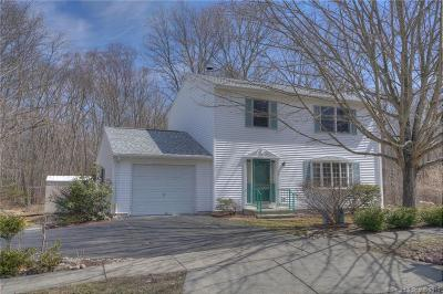 Groton Single Family Home For Sale: 20 Chesebrough Farm Road
