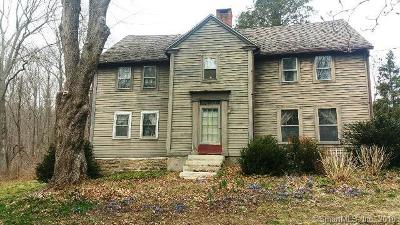 Groton Single Family Home For Sale: 279 Colonel Ledyard Highway