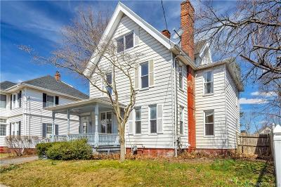 New Haven Single Family Home For Sale: 69 Stanley Street