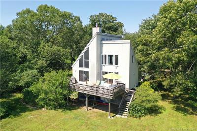 Stonington Single Family Home For Sale: 223 Wamphassuc Road