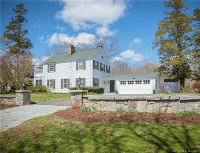 Branford Single Family Home For Sale: 282 Pine Orchard Road