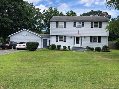Southington Single Family Home For Sale: 324 Buckland Street