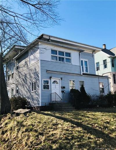 New Britain Multi Family Home For Sale: 422 Stanley Street