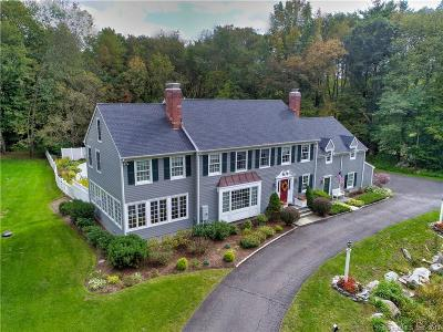 Wilton Single Family Home For Sale: 165 Scarlet Oak Drive