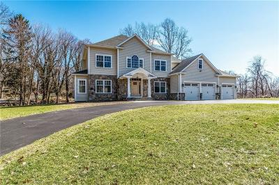 Trumbull Single Family Home For Sale: 4 Bear Brook Road