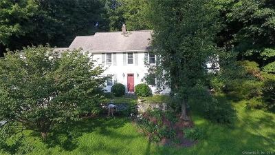 Weston Single Family Home For Sale: 5 Maple Street