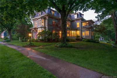 Glastonbury Single Family Home For Sale: 2016 Main Street