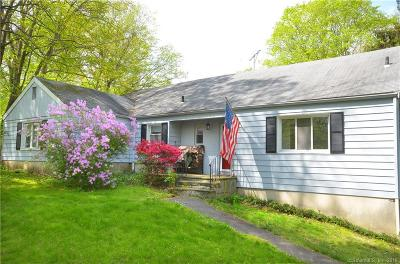 Stamford Single Family Home For Sale: 1654 Long Ridge Road