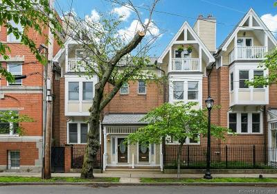 New Haven Condo/Townhouse For Sale: 14 Hughes Place