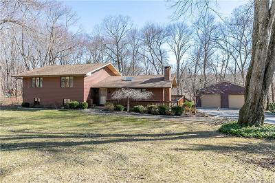 Monroe Single Family Home For Sale: 116 Swendsen Drive