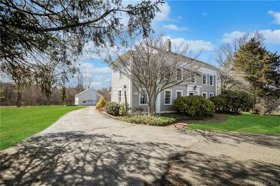 Somers Single Family Home For Sale: 623 Hall Hill Road