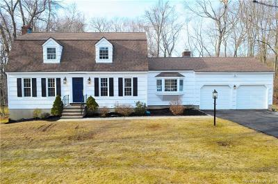 Trumbull Single Family Home For Sale: 54 Normandy Road