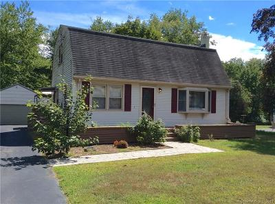 Ledyard Single Family Home For Sale: 20 Village Drive