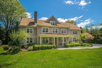 Darien Single Family Home For Sale: 16 Seagate Road