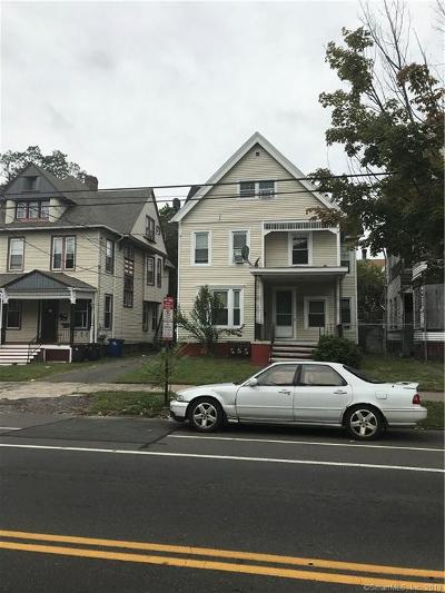 New Haven Multi Family Home For Sale: 228 Sherman Avenue