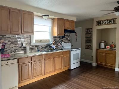Hartford Single Family Home For Sale: 142 Preston Street