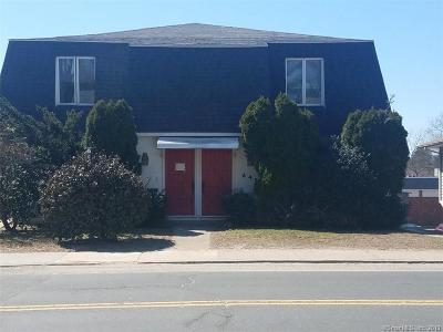 Waterbury Multi Family Home For Sale: 445 Frost Road