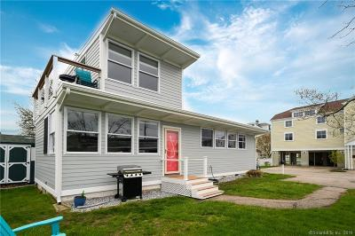 Stonington Single Family Home For Sale: 1 Front Street