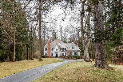 Simsbury Single Family Home For Sale: 30 Spruce Lane