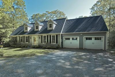 Woodstock Single Family Home For Sale: 55 Marcy Road