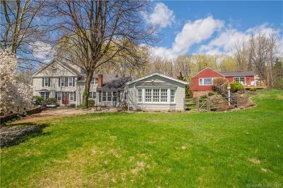 Avon Single Family Home For Sale: 7 Bishop Lane