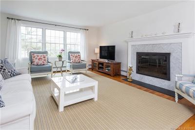 Darien Single Family Home For Sale: 171 Raymond Street