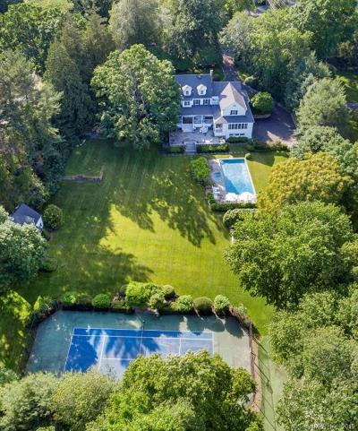 Westport Single Family Home For Sale: 350 Greens Farms Road