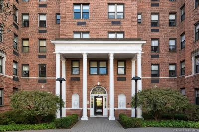 Greenwich Condo/Townhouse For Sale: 40 West Elm Street #3D/E