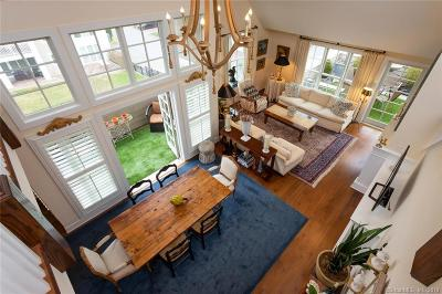 Stamford Condo/Townhouse For Sale: 77 Havemeyer Lane #420